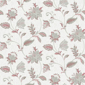 Fine Decor Georgette Sage Jacobean 2657-22207