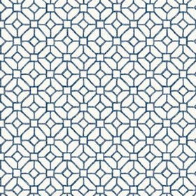 Fine Decor Gigi Navy Geometric 2657-22238