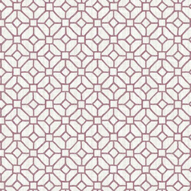Fine Decor Gigi Plum Geometric 2657-22241