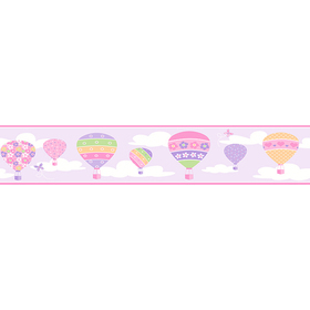 Fine Decor Hot Air Balloons 2679-50130