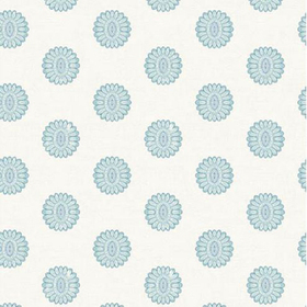 Fine Decor Lise Aquamarine Medallion 2657-22233