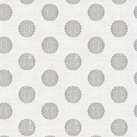 Fine Decor Lise Grey Medallion 2657-22237