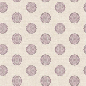 Fine Decor Lise Purple Medallion 2657-22236
