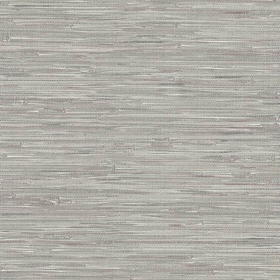 Fine Decor Natalie Grey Grasscloth Print 2657-22268