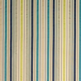 GP & J Baker Somerford Stripe Indigo-Teal-Graphite BF10503-1