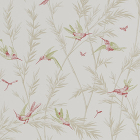 G.P & J Baker Waters Edge Willow-Rose BW45070-2