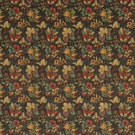 GP & J Baker Meadow Fruit Velvet Cinder-Multi BP10624-1
