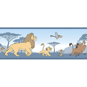 Galerie The Lion King Border RL3522-1