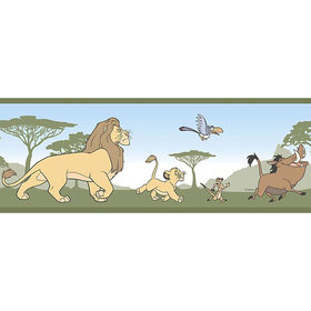 Galerie The Lion King Border RL3522-3