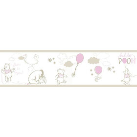 Galerie Winnie the Pooh Border WP3521-2