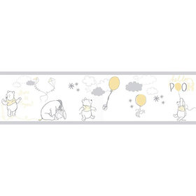 Galerie Winnie the Pooh Border WP3521-3