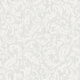 Graham & Brown Cashmere White-Silver 101453