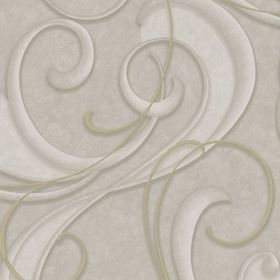 Graham & Brown Flamenco Taupe-Champagne 101408