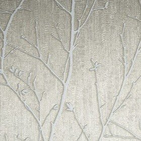 Graham & Brown Water Silk Sprig Taupe 104758