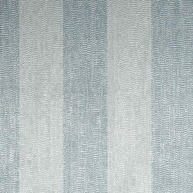 Graham & Brown Water Silk Stripe Teal-Silver 104767