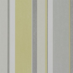 Harlequin Bella Stripe Pale Lime-Grey-Silver-White 110045