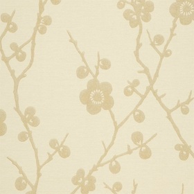 Harlequin Blossom Pale Coffee-Neutral 75304