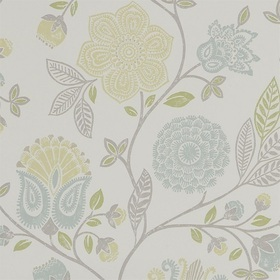 Harlequin Bonita Trail Duckegg-Stone-Willow-Neutral 110005