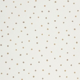 Harlequin Dotty Cappuccino-Coffee-Natural 70520