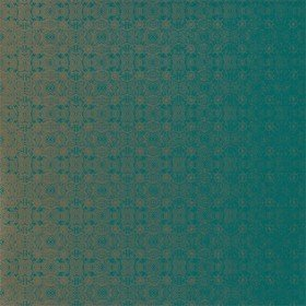 Harlequin Eminence Graded Stripe Emerald-Champagne 111740