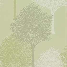 Harlequin Entice Silver Sparkle-Sage-Willow 110098