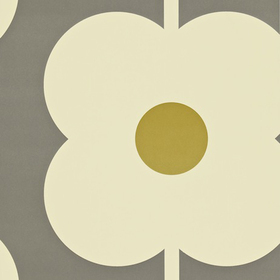 Orla Kiely Giant Abacus Flower Dove 110409