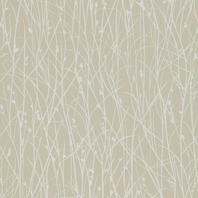Harlequin Grasses Natural-White 110149