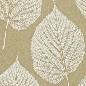 Harlequin Leaf Gold-Cream 110370