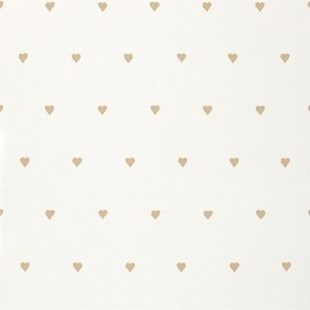 Harlequin Love Hearts Candy Cappuccino-Neutral 70503