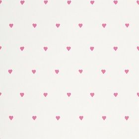 Harlequin Love Hearts Candy Floss-Neutral 70500