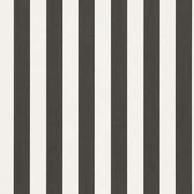 Harlequin Mimi Stripe Black-White 110513