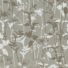 Harlequin Nettles Steel-White-Pewter 110170