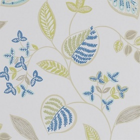 Harlequin Samara Wedgewood-Aqua-Lime-Neutral 110037
