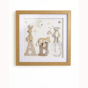 Arthouse Bear Hugs Filled Frame 004170