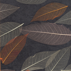 K & K Designs Oriental Textures Leaves KKT1023