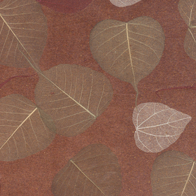 K & K Designs Oriental Textures Leaves KKT1062