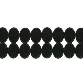 Kravet Double Dot Black T30737-8