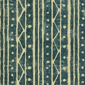 Kravet Indigo Collection Beige-Blue INDICAN-516