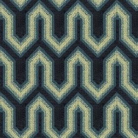 Kravet Indigo Collection Blue-Beige 34034-516