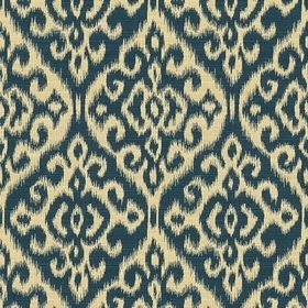 Kravet Indigo Collection Blue 34107-516