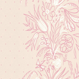 Little Greene Bouquet Bonbon 0271BQBONBO