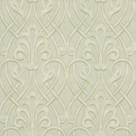 Little Greene Brook Street Laurel 0256BKLAURE