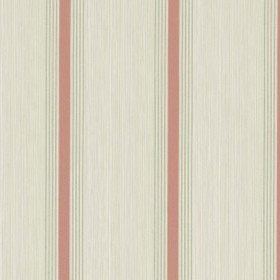 Little Greene Cavendish Stripe Brush Red 0286CVBRRED