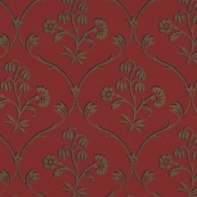 Little Greene Cranford Cherry-Gold 0251CFCHERR