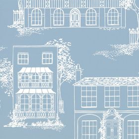 Little Greene Hampstead James Blue 0271HAJAMES