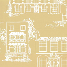 Little Greene Hampstead Yellow Apple 0271HAYELLO