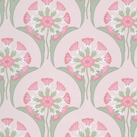 Little Greene Hencroft Pink Primula 0245HEPINKP