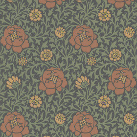 Little Greene Lansdowne Walk Ash 0256LWASHZZ