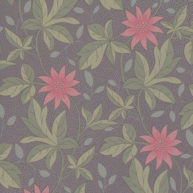 Little Greene Monroe Pink Flower 0291MOPINKZ
