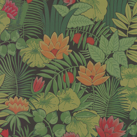 Little Greene Reverie Jungle 0280REJUNGL